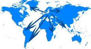 Exportateur des produits surgelés et deshydratés dans le monde entier.